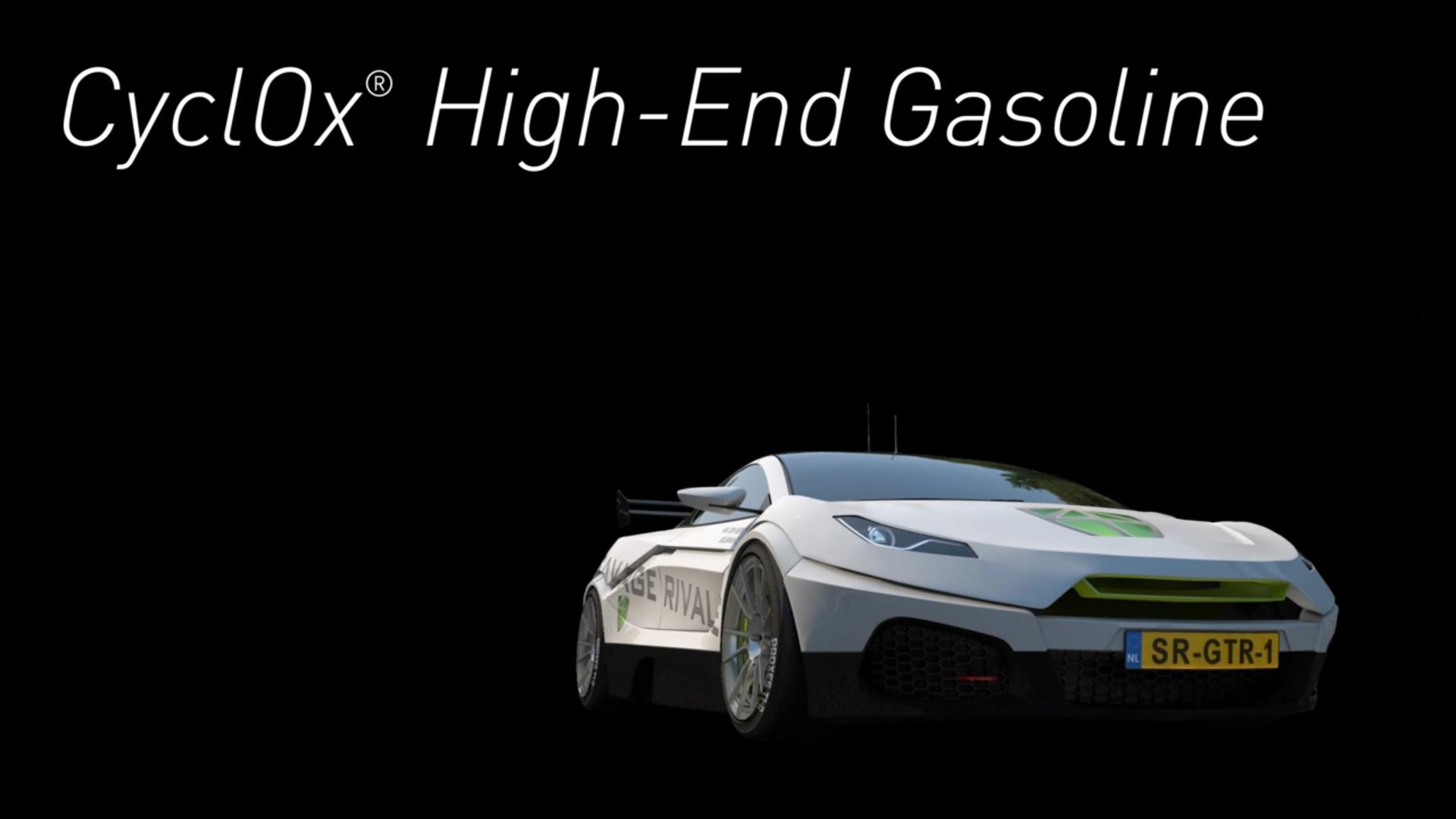 CyclOx_high_end_Gasoline_start_screen